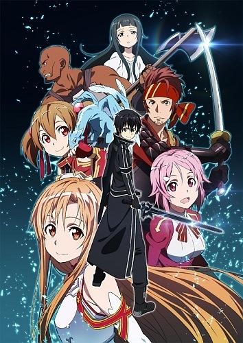 Sword Art Online   Japonca   Türkçe Altyazılı   HD   720p MKV Poster_sword_art_online